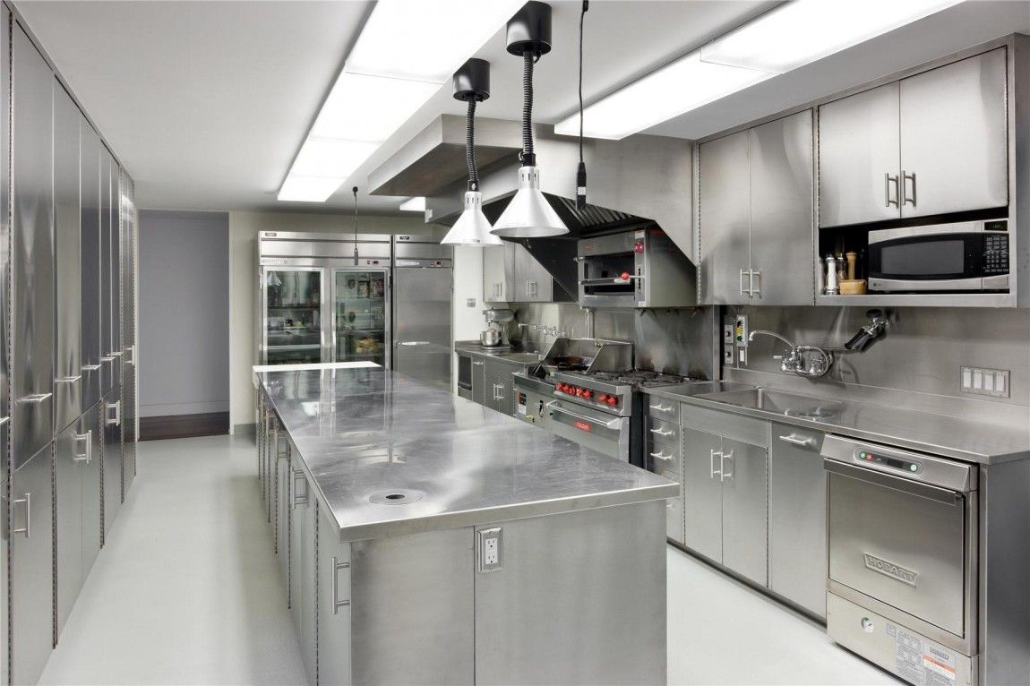 Commercial Kitchen Renovation - Facts