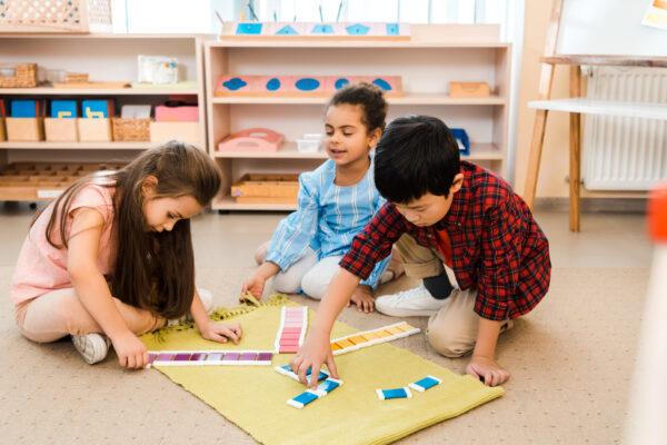 Good qualities of a Montessori