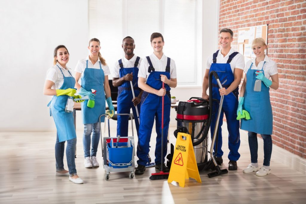 Things to ensure before you hire a deep cleaning company