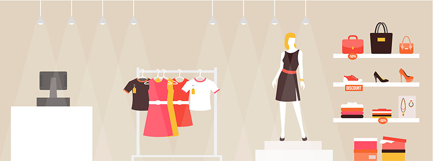 Tips for running an effective online cloth shopping store