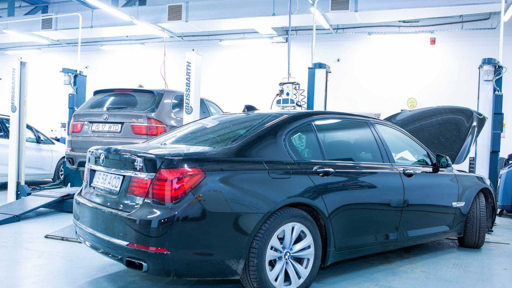 Service tips for BMW vehicles